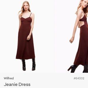 Wilfred Jeanie dress